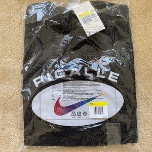 Nikelab pigalle shirt black nike NRG